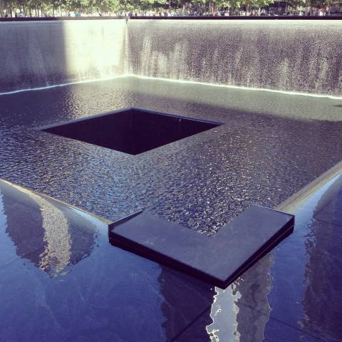 Why 9/11 still gives me goose bumps