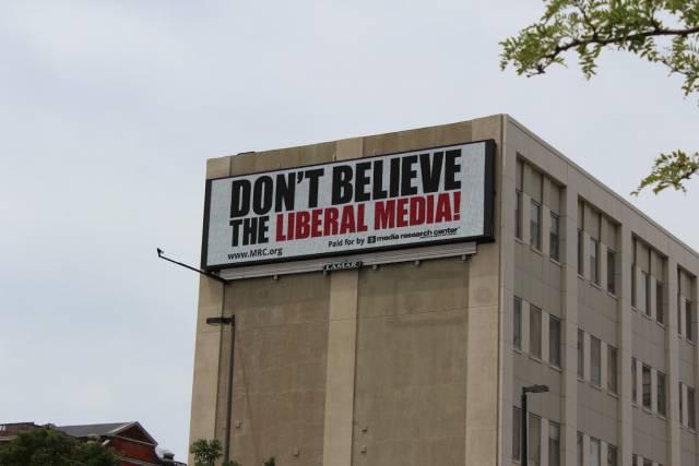 Public trust in the media