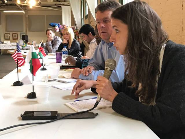 Northern Minnesota Community Meets with WPI Fellows