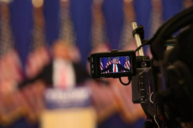 Trump loves the media. The media loves Trump