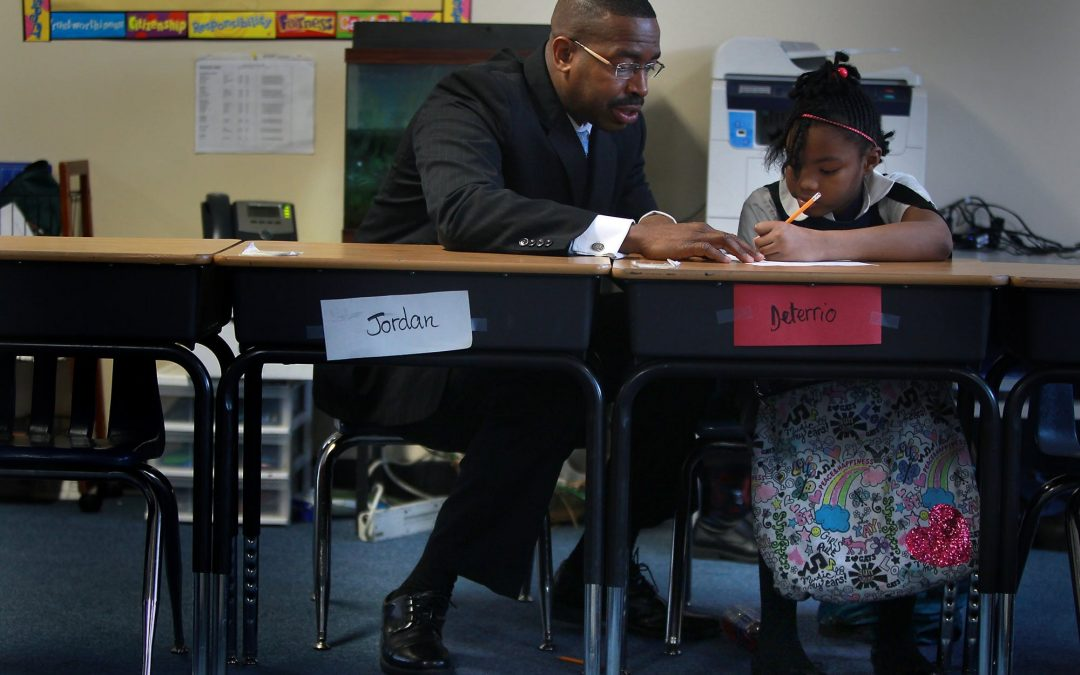 Shrinking the achievement gap in education