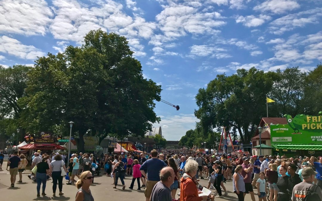 How western media would cover the Minnesota State Fair if it took place in developing countries