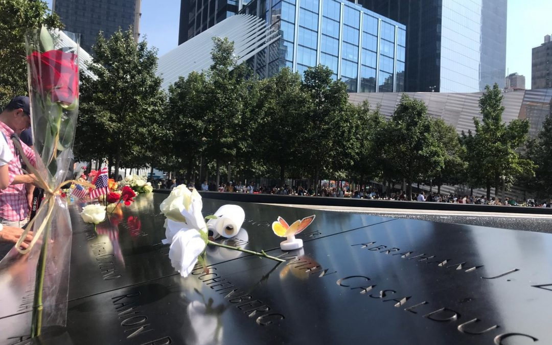 9/11 in New York: Looking back and forward