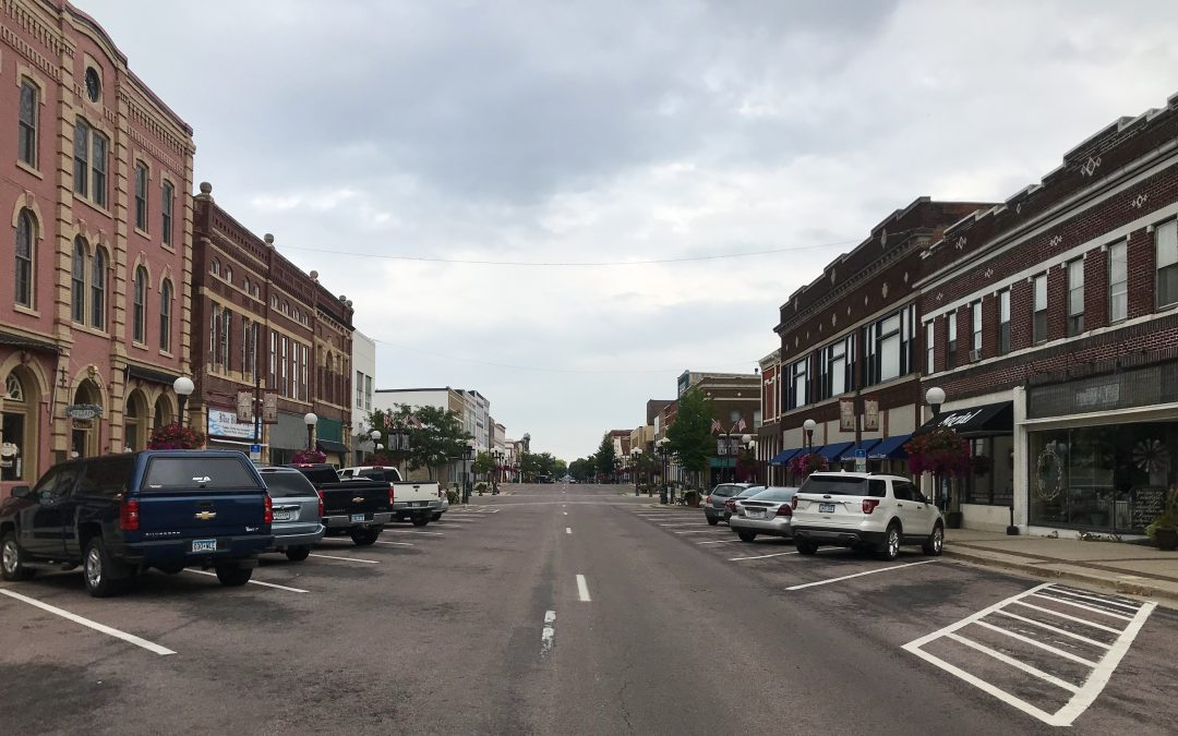 Small towns matter