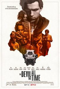 The Devil all the Time - movie poster