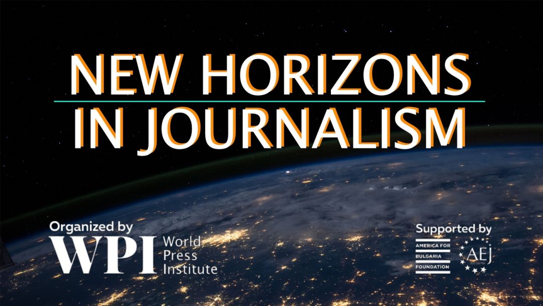 New Horizons in Journalism Conference