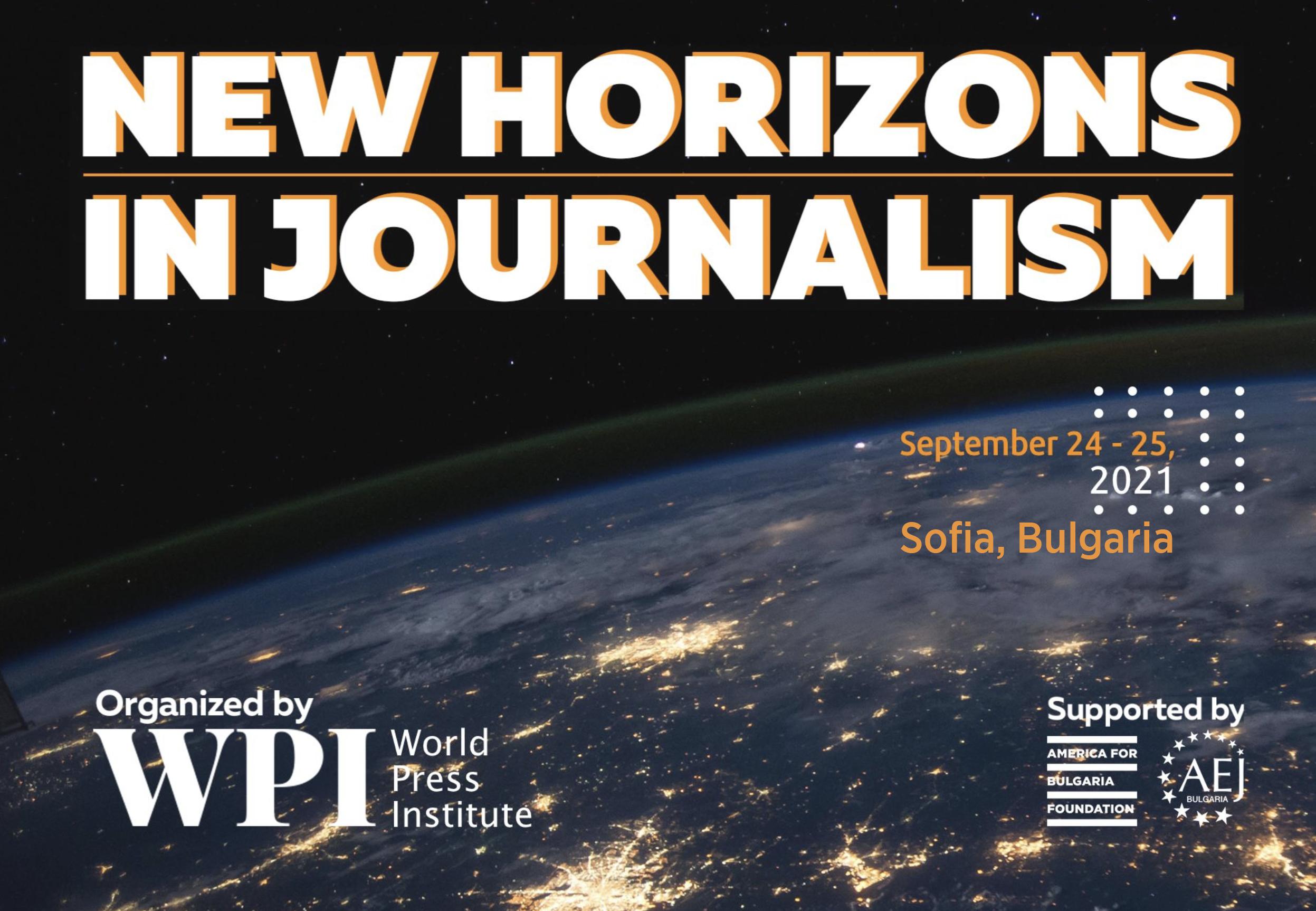New Horizons - WPI